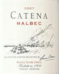 Catne Marbec, Argentina