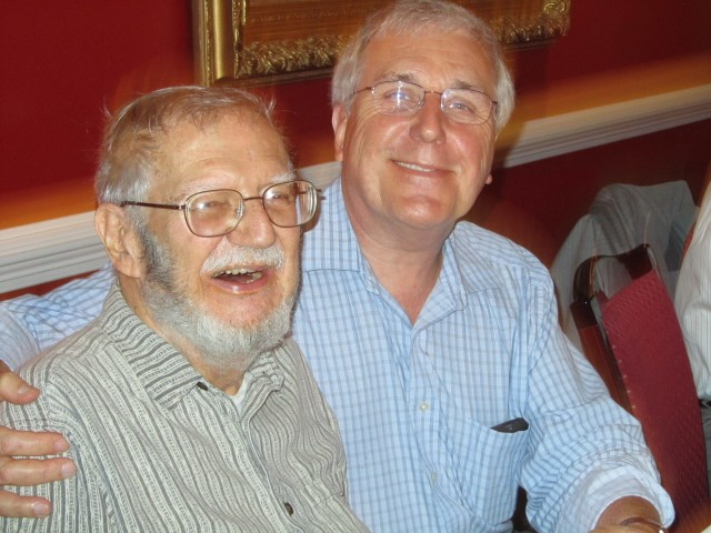 Euro Alves and Cecílio-Augusto Berndsen