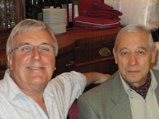 Cecilio-Augusto Berndsen and Pedro Turina