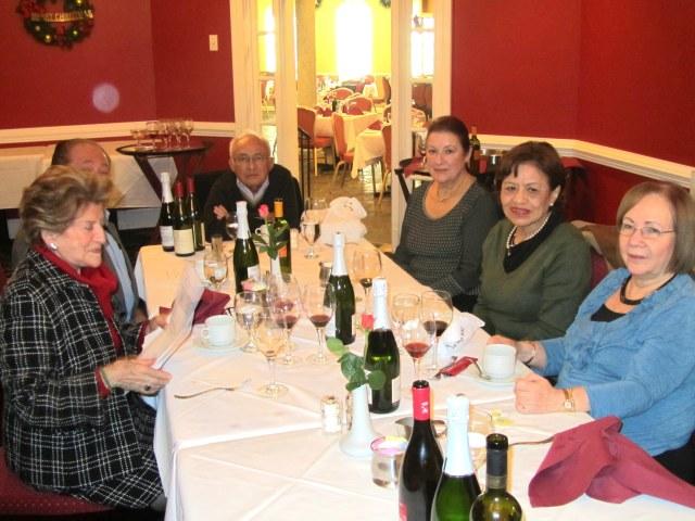 A. Frenkel, R. Meza, R.Zavaleta, Rosa E. Meza, Ester Daymond and G. Mayorga