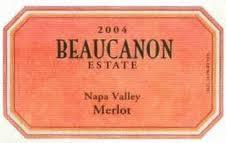 Beaucanon Napa Merlot