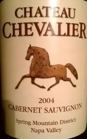 Chateau Chevalier Carbernet