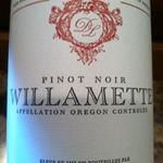 PinotNoirWiliamette