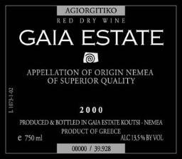 Gaia state