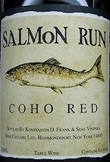 Salmon cojo Red
