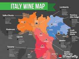Northern Italy Wine Regions